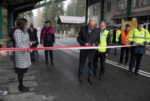 Zakończenie remontu drogi do Jasnowic